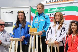 Alize Bosio campionessa nazionale studenteschi