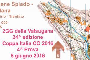 4° prova Coppa Italia - Ancora podi