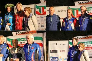 Belle soddisfazioni ai Campionati Italiani Long