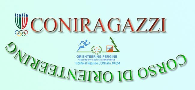 CONIRAGAZZI - CORSO DI ORIENTEERING