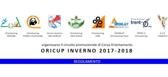 Oricup inverno 2017-2018