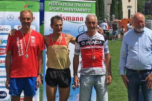 CAMPIONATO ITALIANO MTB-O LONG