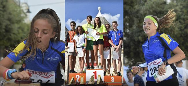 CAMPIONATO ITALIANO SPRINT E LONG
