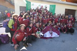 Comunicazione dal Junior Team Trentino