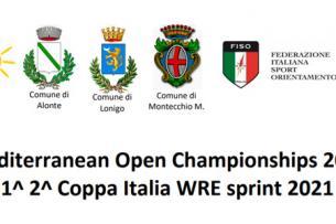 1^ e 2^ Coppa Italia Sprint 2021