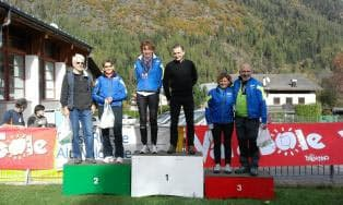 Gara Regionale Sprint - 6° Memorial Vladimír Pácl - Coppa del Trentino