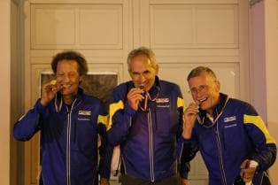 Campionati Italiani Long e staffetta 24-25 settembre