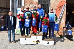 Coppa Italia - 1^ prova Volpago