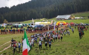 CAMPIONATO ITALIANO STAFFETTA