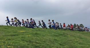 Relay of the Dolomites
