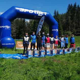 Relay of the Dolomites - Collepietra (BZ)