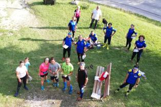 Gara sociale allenamento - Lavarone